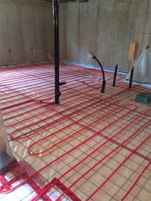 Commercial Radiant Heating Systems