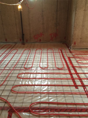 Residential Radiant Heating Systems