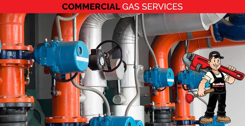 commercial gas services