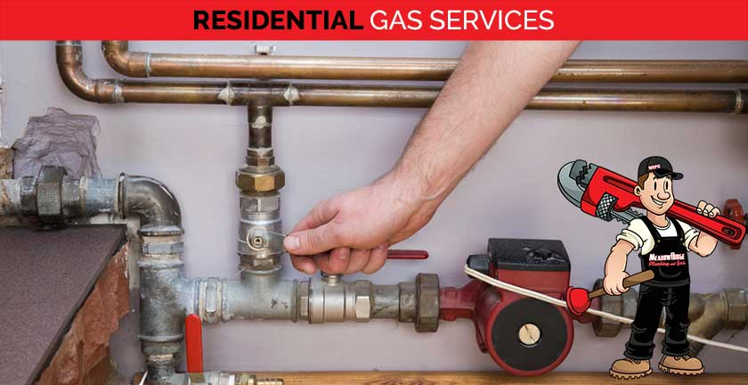 residential gas services