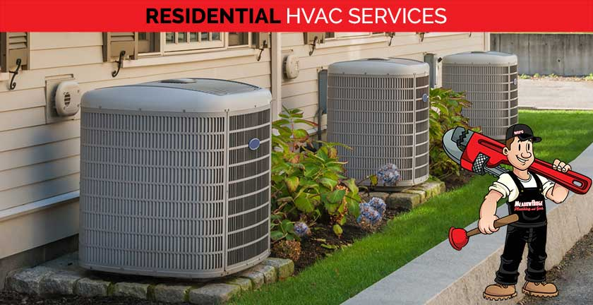 residentiall hvac services